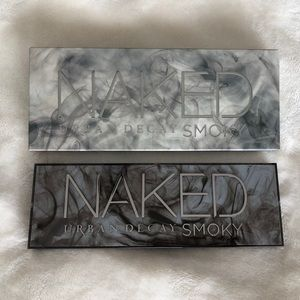 Brand New Urban Decay Naked Smoky Palette